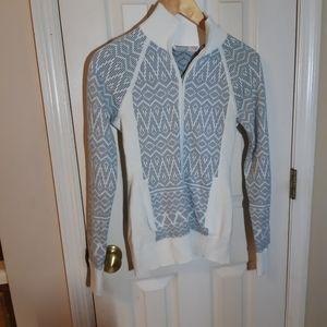 Athleta sweater jacket